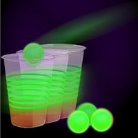 Glow in the Dark Beer Pong Party Pack #79073