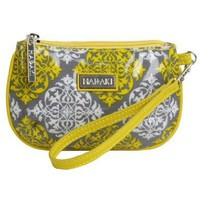 Amazon.com: ID Wristlet Color: Medallion Gray: Clothing