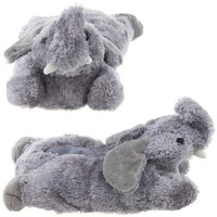 Amazon.com: Elephant Animal Slippers for Women: Clothing