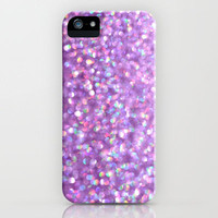 La La Lavender iPhone Case by Lisa Argyropoulos | Society6