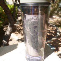 STARBUCKS Mermaid Artwork TUMBLER