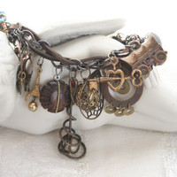 Living in The Wild Wild West Vintage Charm by nightowlcreates