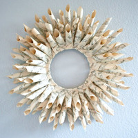 Vintage Music Paper Wreath by vintagebluesmiles on Etsy