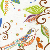 FABRIC Valori Wells - Wrenly Voile - Wren in Gypsy