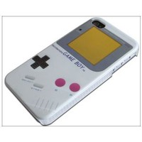 Amazon.com: LE Games Design Hard Back Case for Apple iPhone 4 4G 4s AT&T and Verizon Grey: Cell Phones & Accessories