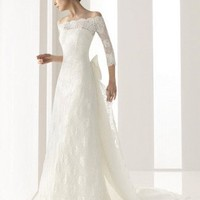 Rosa Clara Wedding Dress Style 327reus Dress | OneWed