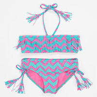 Billabong Two Piece Swimsuit (Little Girls & Big Girls) | Nordstrom