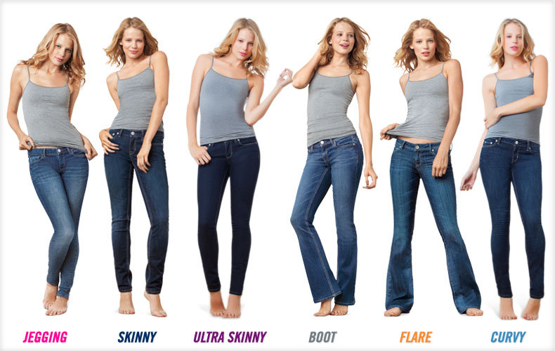 Girls Jeans - Skinny, Jeggings, Curvy & from Aéropostale