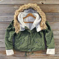 Snow Day Sherpa Coat, Sweet Cozy Coats