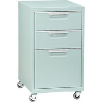 TPS mint file cabinet in all new | CB2