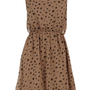 Coffee spot and bead dress - View All Sale - Sale &amp; Offers - Dorothy Perkins
