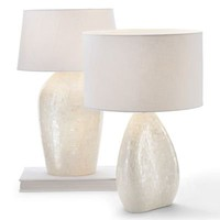 Mother-of-pearl Lamps