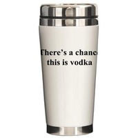 Ceramic Travel Mug on CafePress.com