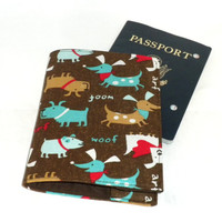 Dog Passport Case puppy passport cover animal passport