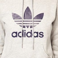 Adidas Trefoil Hoodie at asos.com