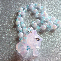 Glitter Rarity Necklace  from On Secret Wings