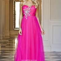 Blush Prom Dresses and Evening Gowns Blush Style 9512