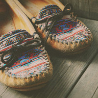 Minnetonka El Paso moccasins