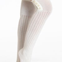 Betsy Buttons Over the Knee Socks - &amp;#36;20.00 : ThreadSence.com, Your Spot For Indie Clothing &amp; Indie Urban Culture