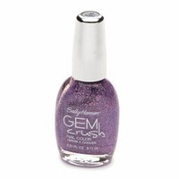 Amazon.com: Sally Hansen Gem Crush Nail Color, Be-Jeweled, .33 fl oz: Health & Personal Care