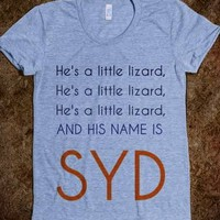 He's a little lizard - Fangirl Central