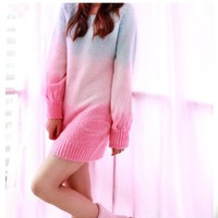 Ombre Sweater from CATPRINCESS CLOTHING