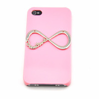 iPhone 4,4S hard Case Cover with One Direction Infinity boy case for iPhone 4 Case, iPhone 4S Case,iPhone 4 GS case  0004