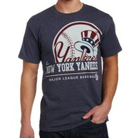MLB New York Yankees Submariner Short Sleeve Basic Tee Men's
