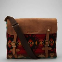 UrbanOutfitters.com > Pendleton Patterned Messenger Bag