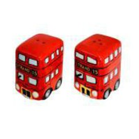Red Bus Salt Pepper Set | 5.99 - The Contemporary Home Online Shop