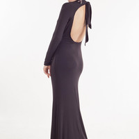 Open Back Black Dress Full Moon Signature Gown FREE by jmarkuss