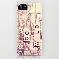 go wild iPhone Case | Print Shop