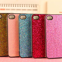 Shinning Flickering Hard Back Case Cover Skin for Iphone 4/4s/5
