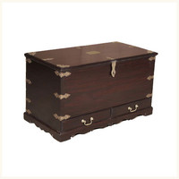 Lawrie Rosewood Dowry Chest,Anglo ,Rosewood ,Teak ,Chest ,Antique