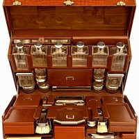 Karen Blixen&#x27;s Herms Luggage - Billionaire Boys Club
