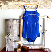 Vintage Swimsuit by marybethhale on Etsy