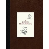 A Disney Sketchbook [Hardcover]