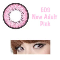 EOS Lens - New Adult Pink
