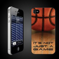 Basketball iPhone Design
