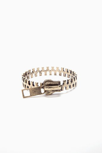 Zipper Cuff in  Accessories Jewelry