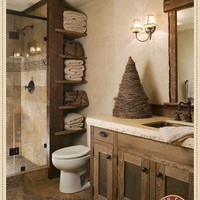Interior Spaces / bathroom