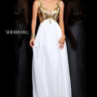 Sherri Hill 21044 at Prom Dress Shop
