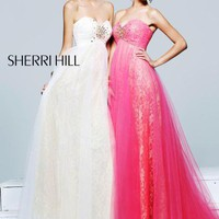 Sherri Hill 1587 at Prom Dress Shop