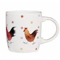 Alex Clark Rooster Mug - Mugs/cup from the gifted penguin UK