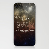 stars iPhone &amp; iPod Skin by Shans | Society6