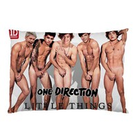 One Direction Hot Sexy pillow case Rare