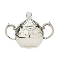 Lisbeth Dahl Silver Sugar Bowl
