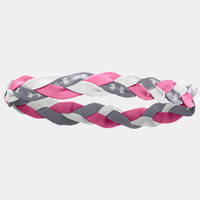 Women's Braided Mini Headband | 1230231 | Under Armour US