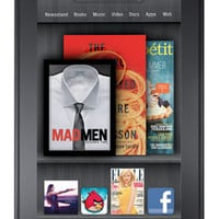 "Kindle Fire - Full Color 7"" Tablet"