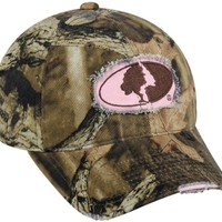 Mossy Oak Women's Break-Up Infinity Camo Cap